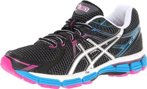 black asics shoes womens