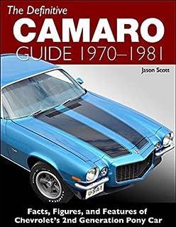 chevrolet camaro 1970 81 haynes repair manuals scott mauck rh amazon com 1977 Camaro Z28 1979 Camaro Z28