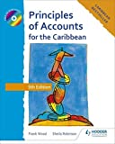 img - for Principles of Accounts for the Caribbean book / textbook / text book