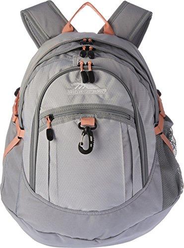 网上购物 High Sierra Fatboy Backpack, Silver/Ash/Sand Pink