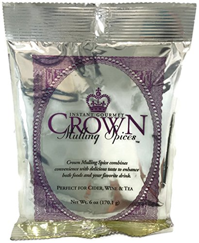 Crown Instant Gourmet Mulling Spices 6oz (5 Pack) by Crown Mulling Spices (Image #1)