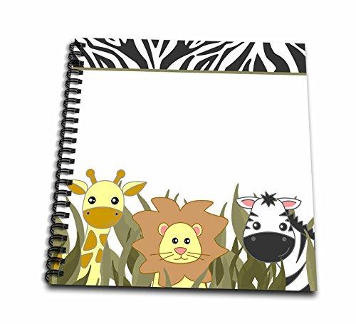 zebra drawing book - 7