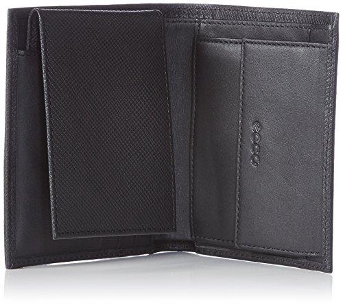 Eccoecco Black Glenn Man Wallet black390000 BBUFrq1c