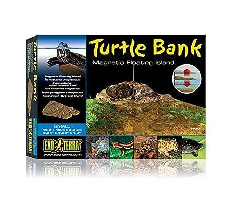 Exo Terra Isla para Tortuga Magnética Pequeña