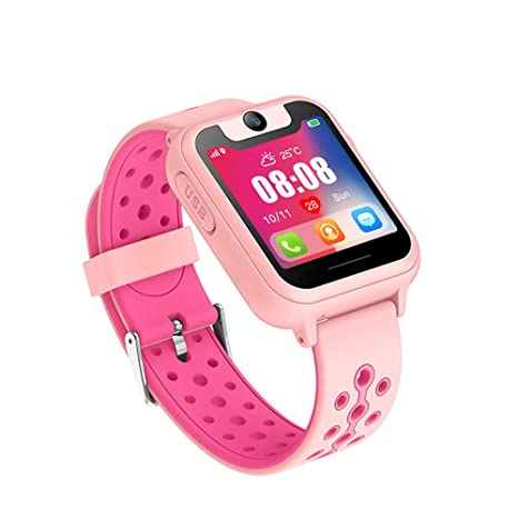 Amazon.com: Smart Watch for Kids, Smart Watches for Girls ...