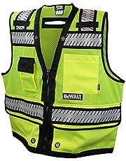 DeWalt DSV521-XL Industrial Safety Vest