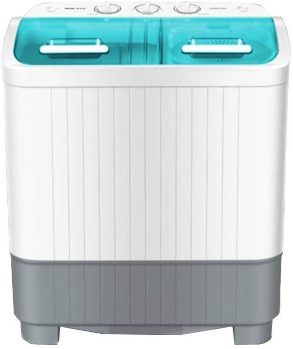 Lavadoras de ropa duplicar la Capacidad de los hogares Barril semiautomática Grande con deshidratador seco, pequeña Mini apartamento Interior 590 * 360 * 690mm