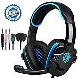 Game Headphone Gaming Headset Noise Cancelling Over Ear - Best Reviews Guide
