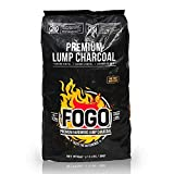 Fogo Premium Oak Restaurant All-Natural Hardwood Lump Charcoal for...