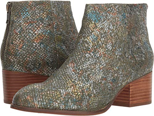 Exotic Floodplain Multi Boot Seychelles Women's Ankle Green Rwqx554pY
