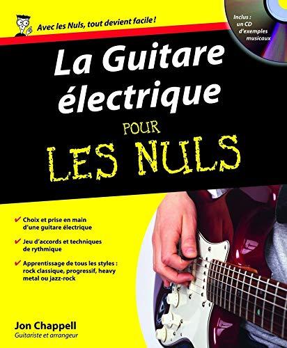 La Guitare électrique pour les nuls (1Cédérom): Amazon.es: Jon ...