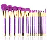 Best Makeup Brushes - Qivange Makeup Brush Set, Professional Foundation Powder Eyeshadow Review
