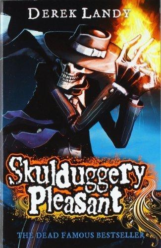 Skulduggery Pleasant (Skulduggery Pleasant - book 1) by Landy. Derek ( 2007 ) Paperback