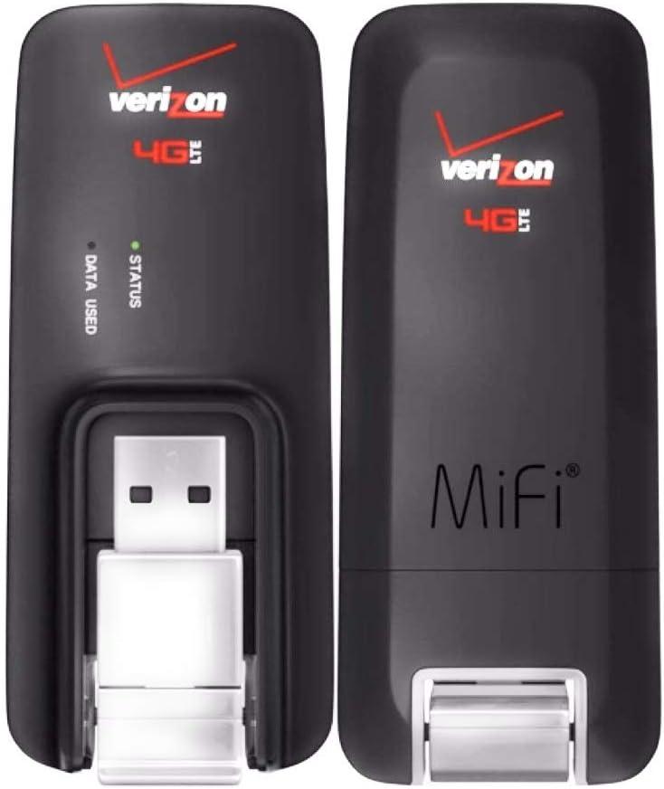 Verizon MiFi USB620L U620L 4G LTE Global USB Modem Black,Verizon