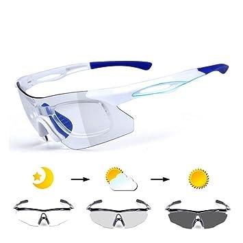 Rungear Gafas de Sol fotocromáticas polarizadas UV400 ...