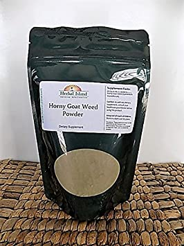 Horny Goat Weed Powder Epimedium Grandiflorum 1 Kilo or 2.2 Lb with Free Shipping