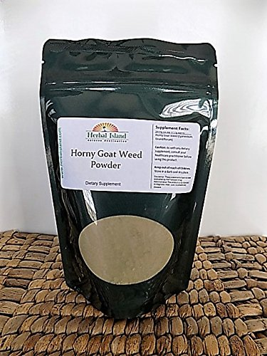 Horny Goat Weed Powder (Epimedium Grandiflorum) 1 Kilo or 2.2 Lb with (Free Shipping)