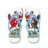 CafePress Trinidad and Tobago Coat Of Arms - Flip Flops, Funny Thong Sandals, Beach Sandals