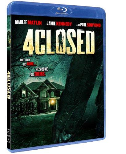 4Closed [Blu-ray]