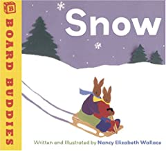As the snow begins to fall, Grandpa shares stories about the playful snow activities he and his brother once enjoyed after a winter storm. Nancy Elizabeth Wallace's simple story and colorful, cut-paper illustrations perfectly capture the thri...