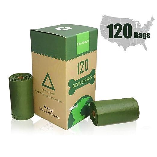 lovecabin Bolsas Perro Biodegradables, Bolsas Caca Perro ...