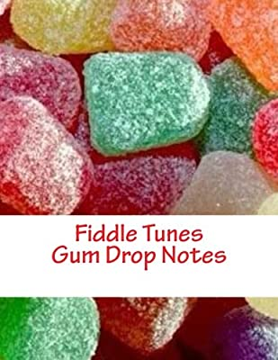 Fiddle Violin Sheet Music - Gum Drop Notes: Scales Aren't Just a Fish Thing - Igniting Sleeping Brains