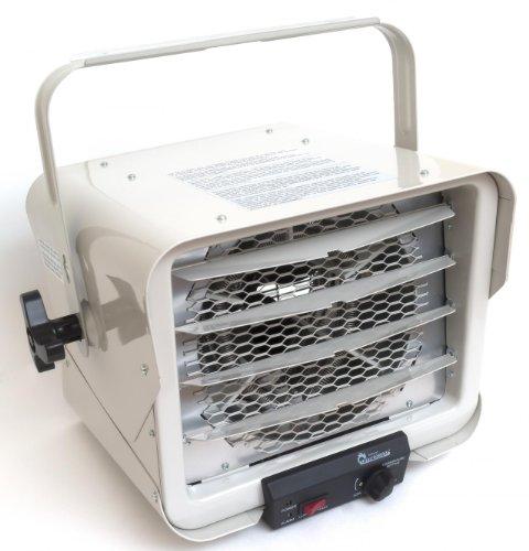 Dr. Heater DR966 240-volt Hardwired Shop Garage Commercial Heater, 3000-watt 6000-watt, DR966 240V