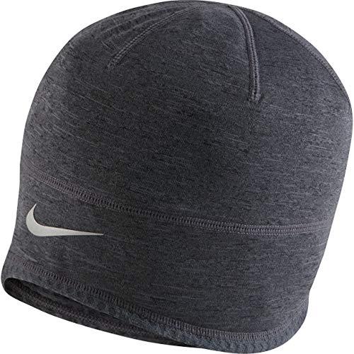 Nike Men's Dri-FIT Performance Beanie Plus (Black Heather, OneSize)