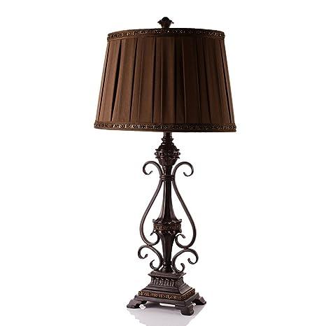 MEIDI Home Lámpara de Mesa Simple Lámpara de Mesa de Cristal Lámpara de Escritorio de Cristal de Estilo Moderno Iluminación de interior Lámparas de mesa y mesilla de noche