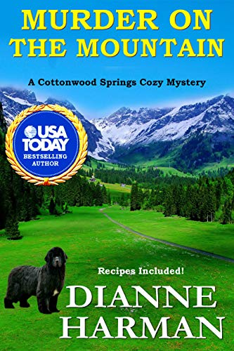 Murder on the Mountain: A Cottonwood Springs Cozy Mystery (Cottonwood Springs Cozy Mystery Series Book 6)