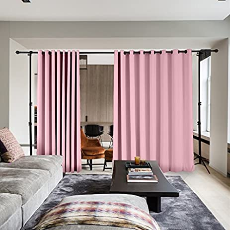 Amazon.com: COFTY Privacy Room Divider Curtain For Hospital Ward ...