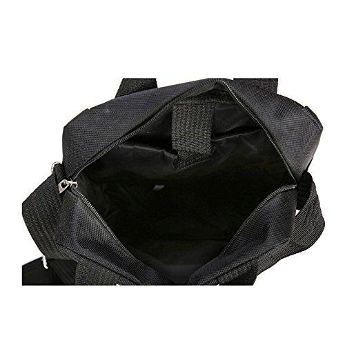 ocio hombres moda de bolso mano 24cmx8cmx28cm negocios tendencia Black oficial impermeable Penao negocio los Bolsa bolso de ECnAq