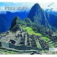 PERU 2010: Farbfotogrossformatkalender