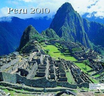 PERU 2010  Farbfotogrossformatkalender