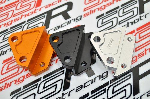 Kawasaki Ninja 250 250R EX250 ZZR-250 Z300 Brembo Front Brake Caliper Adapter Plate
