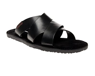 9f029cb08 Base London Men's Fashion Sandals Black Black 6 UK: Amazon.co.uk: Shoes &  Bags