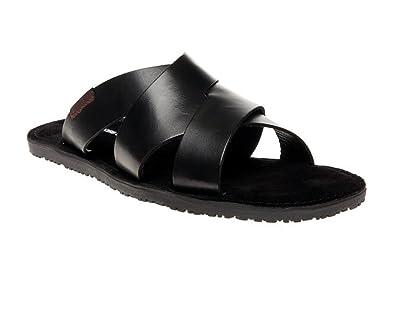 d38dc3123554 Base London Men s Fashion Sandals Black Black 6 UK  Amazon.co.uk  Shoes    Bags