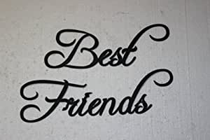 Writing about best friends
