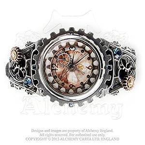 Alchemy Empire Halloween Telford Chronocogulator Timepiece Watch