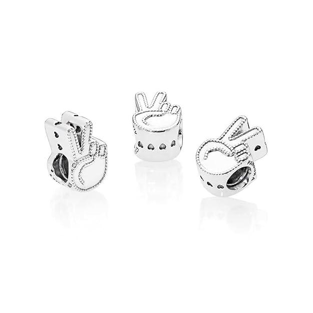 Pandora Women Silver Bead Charm - 797215 NplIZS1B99