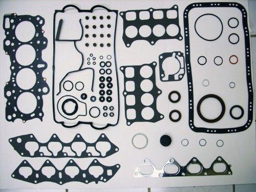 99-00 Honda Civic 1.6L SI B16A2/B16A3 1.6L 1595cc/B17A1 1.7L/B18C1/B18C5 1.8L 1797cc L4 16V DOHC Engine Full Gasket Replacement Kit Set FelPro: HS9274PT/CS9274 Certified Automotive Parts