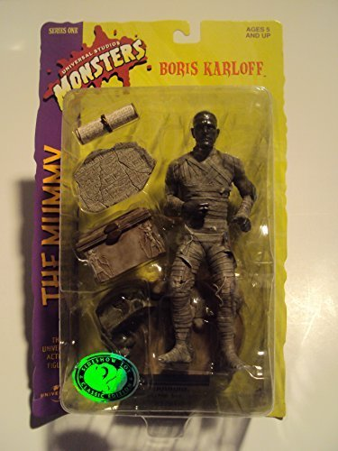 Sideshow Universal Monsters Mummy Boris Karloff by Universal Monsters
