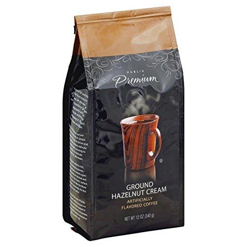 (Publix Premium Ground Hazelnut Cream Coffee)