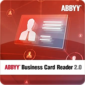 Abbyy business card reader 20 for windows download amazon abbyy business card reader 20 for windows download reheart Images
