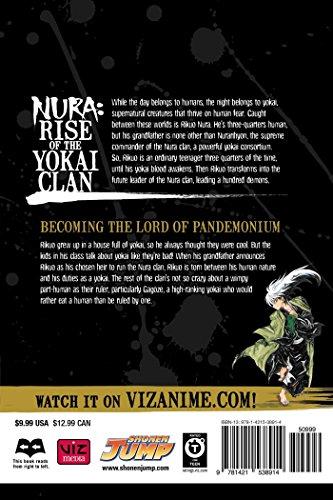 Nura: Rise of the Yokai Clan, Vol. 1 (1)