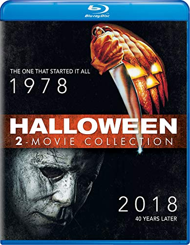 Halloween 2-Movie Collection (1978 / 2018) – Blu-ray
