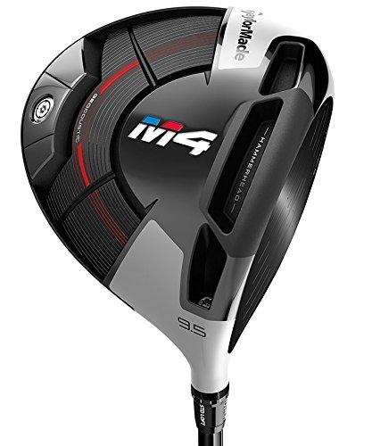 Taylormade Golf 2018 M4 Driver 9.5 Fujikura Pro 53 Regular MRH -  501443-FUJI-VAR-RH-Pro53-95-R