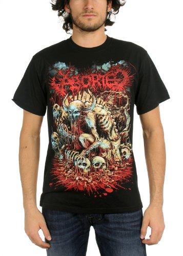 Authentic ABORTED Band Godmachine T-Shirt S M L XL XXL NEW