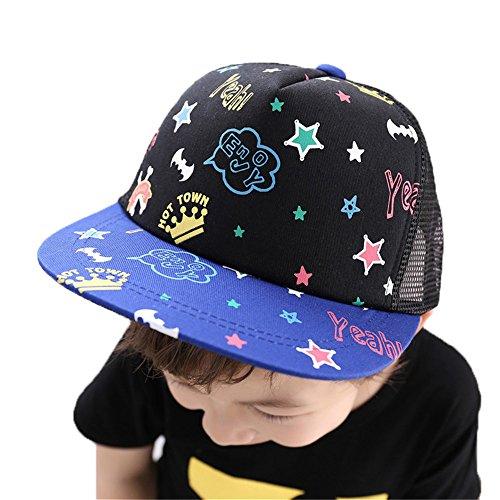 Casquette Cap de Hip-Hop Chapeau Garçons Enfants