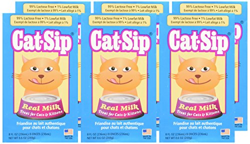 6-Pack-Cat-Sip-Real-Milk-Treat-for-Cats-and-Kittens-8-Ounces-each